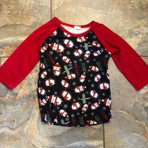 Other - Boys Christmas shirt